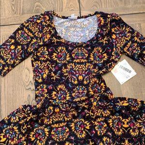 Bran new Lularoe Ana dress